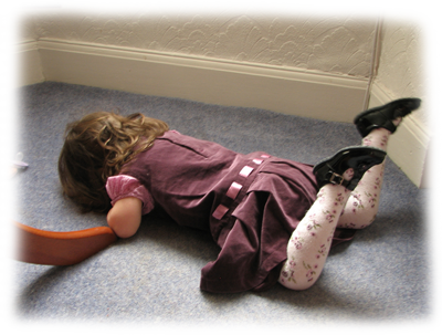 Help! What to do when my child has a meltdown