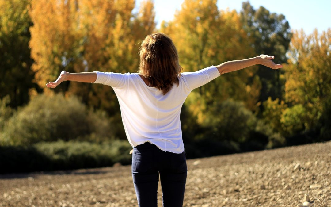 4 simple steps to quickly de-stress